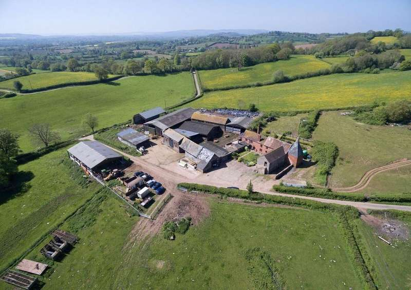 4 Bedrooms Farm Commercial for sale in Ledbury, Herefordshire