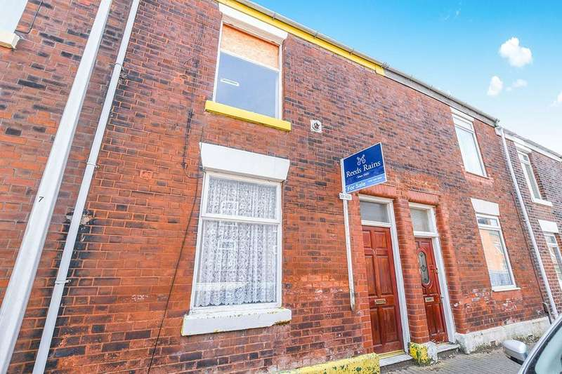 2 Bedrooms Terraced House for sale in Mersey Road, Widnes, WA8