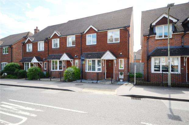 3 Bedrooms End Of Terrace House for sale in Church Lane, Shinfield, Reading