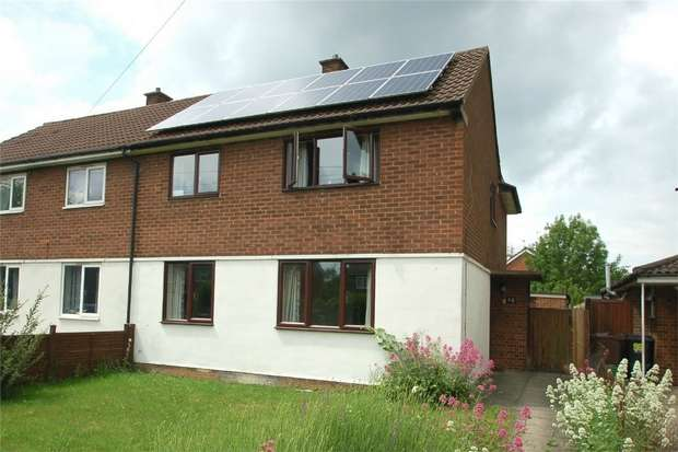 4 Bedrooms Semi Detached House for sale in Drakes Drive, St Albans, Hertfordshire