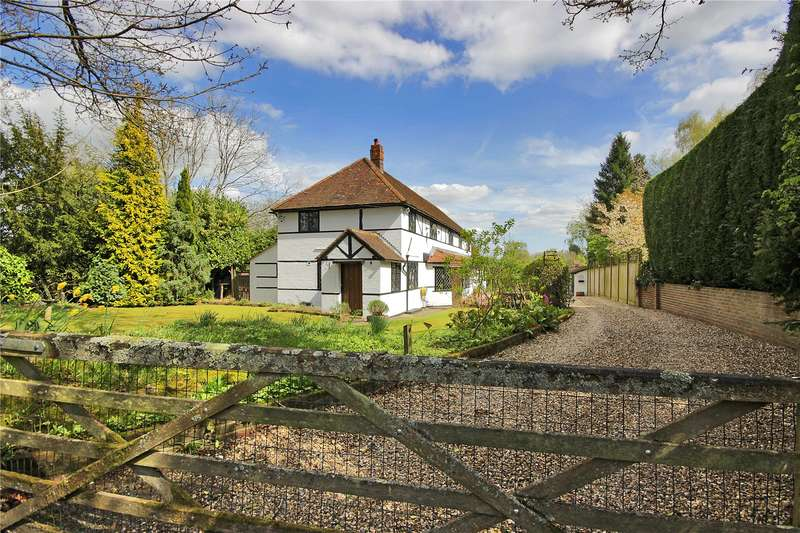 5 Bedrooms Detached House for sale in Sandhill Lane, Crawley Down, West Sussex, RH10