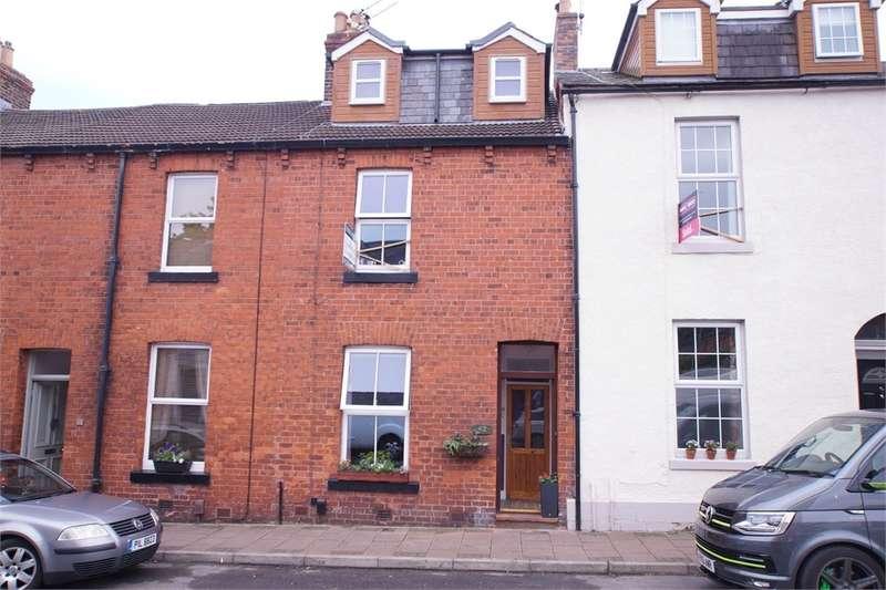 4 Bedrooms Terraced House for sale in CA3 9LR Eden Street, Stanwix, CARLISLE, Cumbria