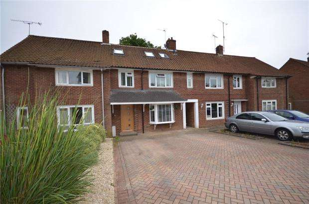 4 Bedrooms Terraced House for sale in Honeyhill Road, Bracknell, Berkshire
