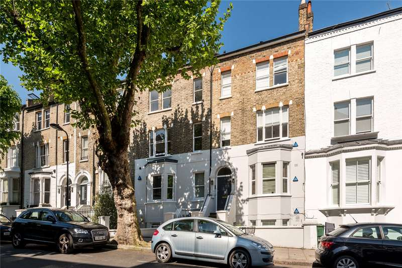 2 Bedrooms Flat for sale in Ainger Road, Primrose Hill, London, NW3