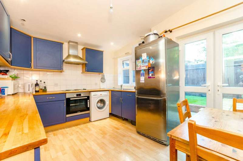 2 Bedrooms End Of Terrace House for sale in Cumberland Road, Wood Green