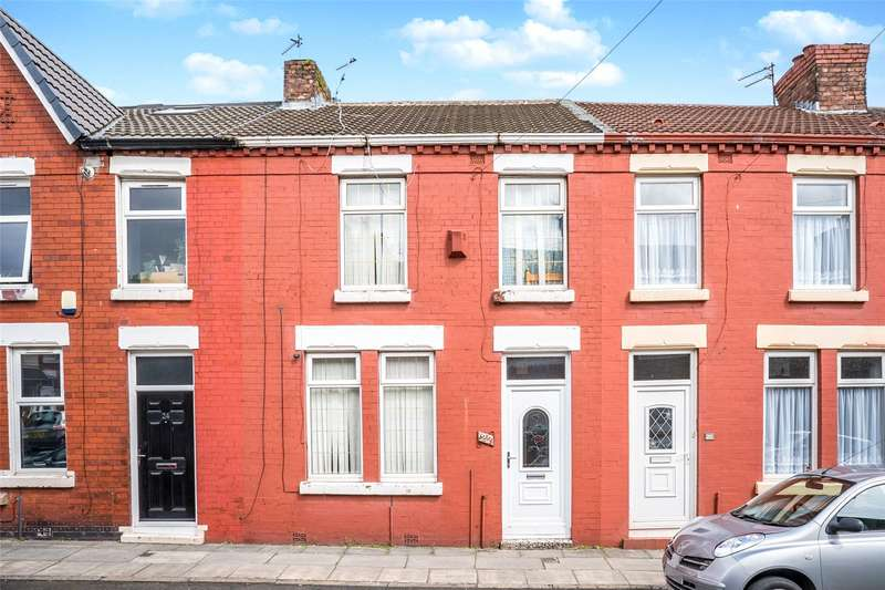 3 Bedrooms Terraced House for sale in Thornes Road, Liverpool, Merseyside, L6