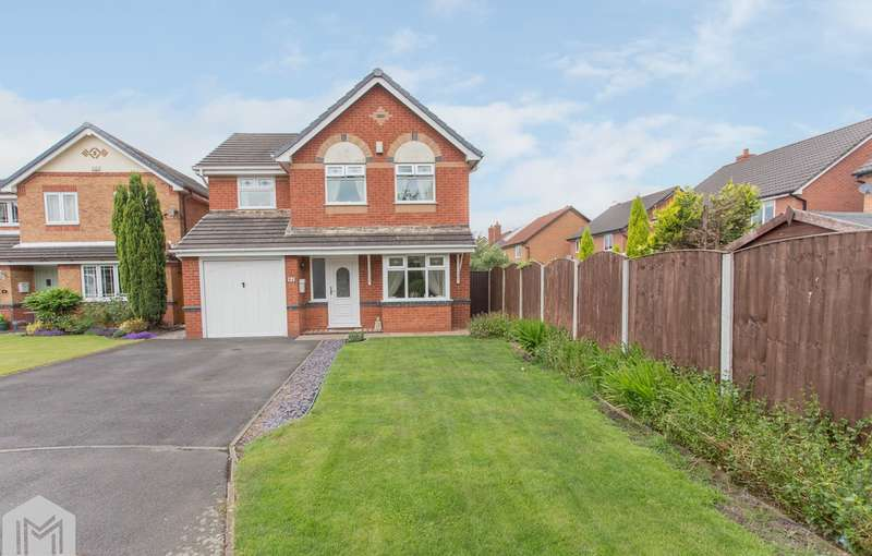 4 Bedrooms Detached House for sale in Askwith Road, Hindley, Wigan, WN2