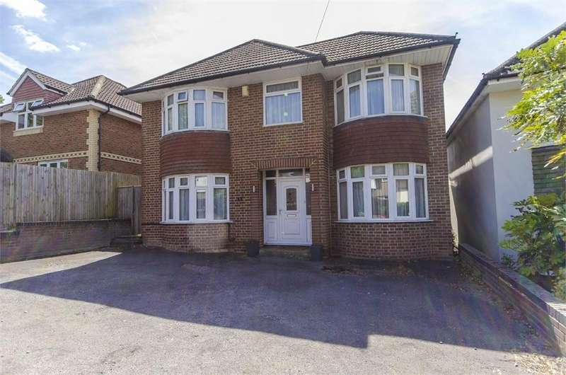 4 Bedrooms Detached House for sale in Lordswood Road, Bassett, Southampton, Hampshire