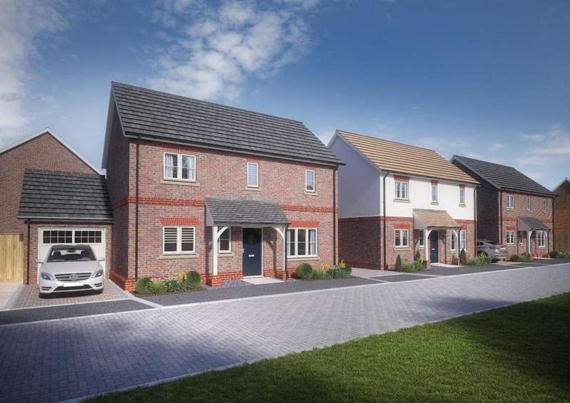 3 Bedrooms Detached House for sale in Brookers Hill, Shinfield, RG2