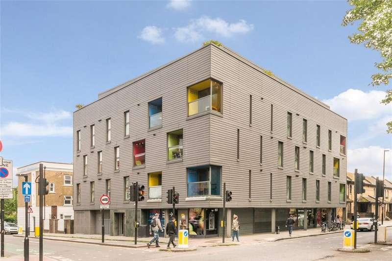 2 Bedrooms Flat for sale in Ecclesbourne Road, Canonbury, London