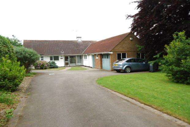 3 Bedrooms Detached Bungalow for sale in Scraptoft Lane, Leicester, LE5
