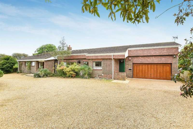 4 Bedrooms Detached House for sale in Easton, Winchester, Hampshire