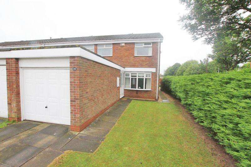 3 Bedrooms End Of Terrace House for sale in FREDERICK STREET, GRIMSBY