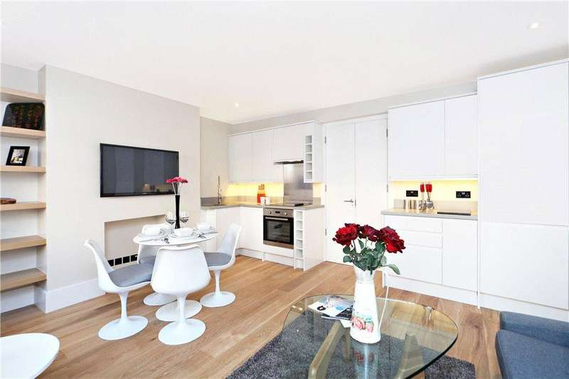 1 Bedroom Apartment Flat for sale in Blandford Street, London