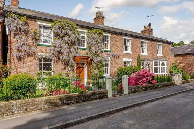 4 Bedrooms House for sale in Church Bank, Tattenhall, Nr Chester, Cheshire, CH3