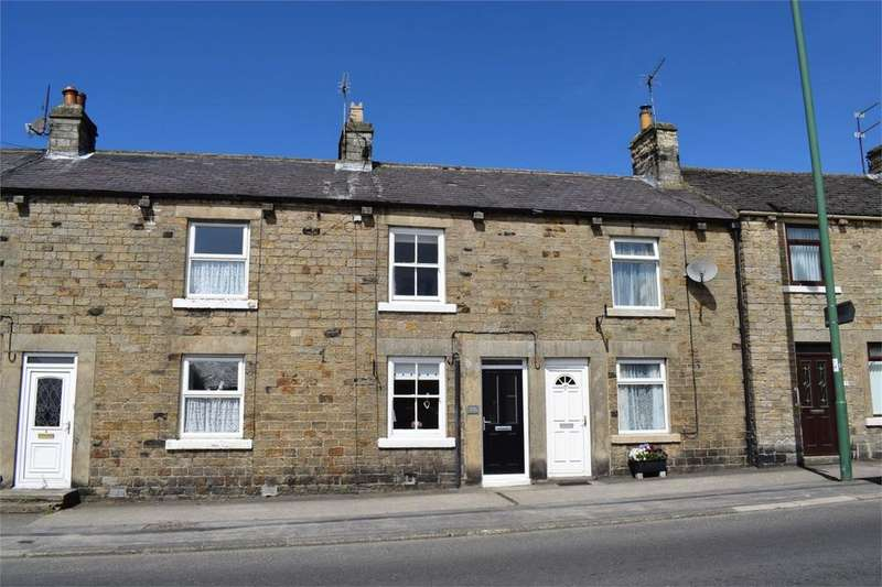 2 Bedrooms Terraced House for sale in 5 California Row, Middleton-in-Teesdale, Barnard Castle, County Durham