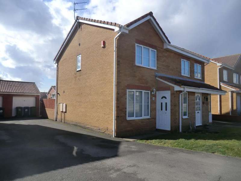 3 Bedrooms Semi Detached House for sale in ST MARGARETS WAY, BROTTON TS12