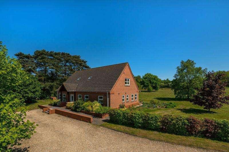 5 Bedrooms Detached House for sale in Sandies, Wellsyke Lane, Kirkby on Bain