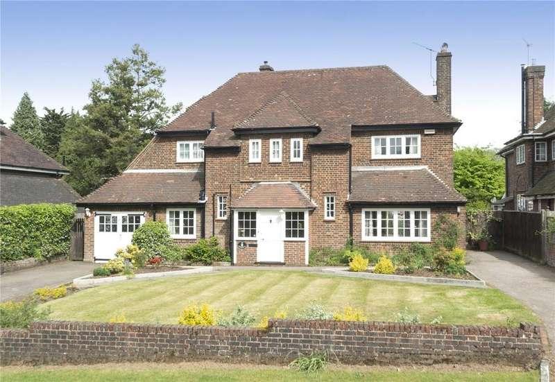 4 Bedrooms Detached House for sale in Kippington Road, Sevenoaks, Kent, TN13