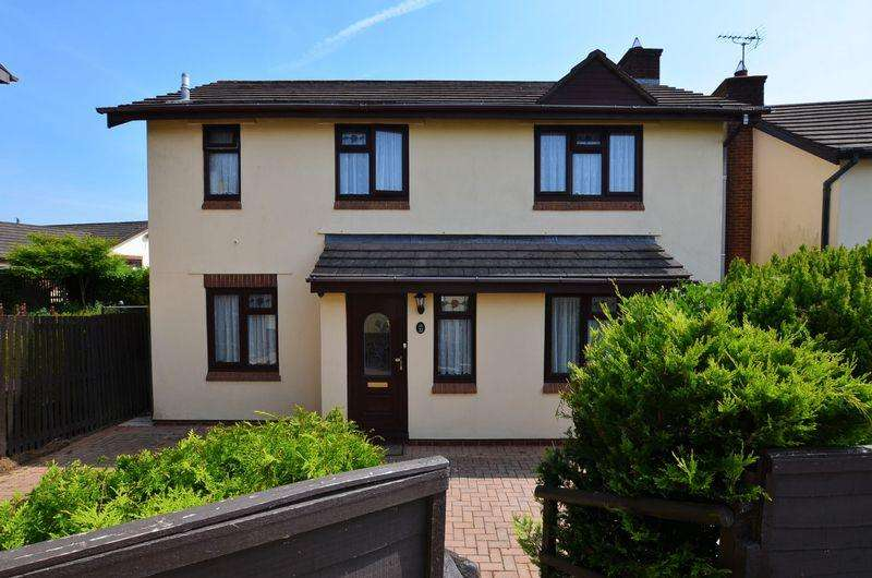 4 Bedrooms House for sale in SHIRE CLOSE HOOKHILLS PAIGNTON