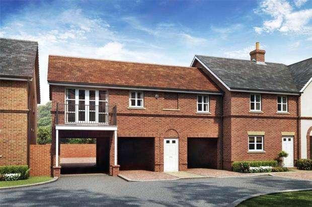 1 Bedroom Parking Garage / Parking for sale in Oakham Park, Old Wokingham Road, Crowthorne