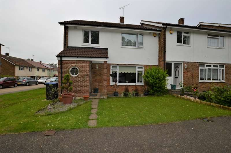 5 Bedrooms Semi Detached House for sale in Churchfield, Harlow CM20