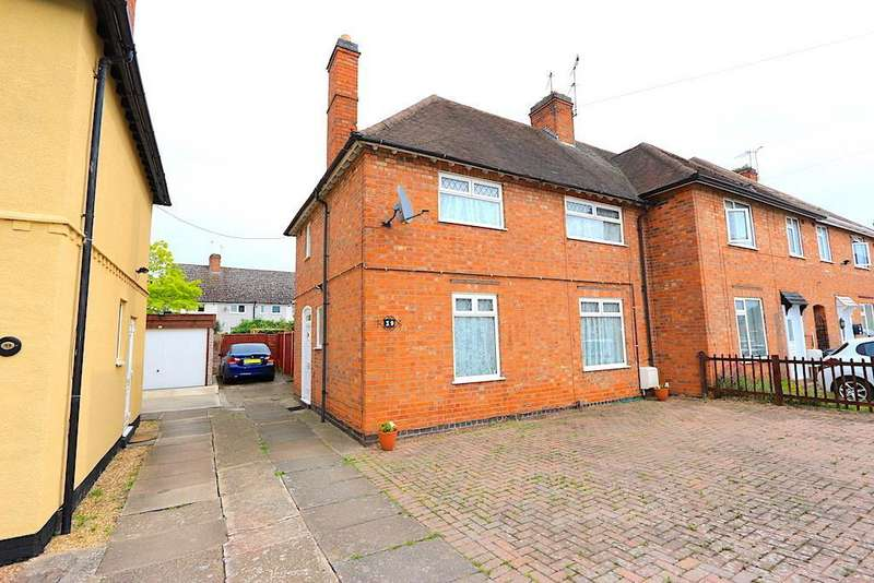 3 Bedrooms Detached House for sale in Bewicke Road, Braunstone