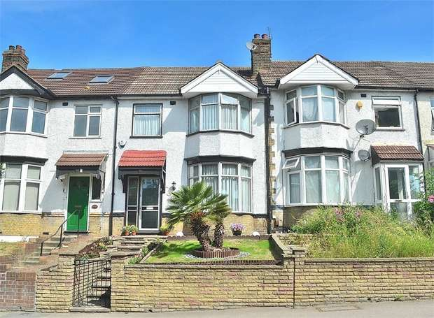 3 Bedrooms Terraced House for sale in Walthamstow, London