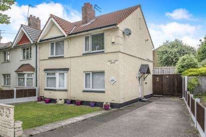 3 Bedrooms Semi Detached House for sale in Edge Lane Drive, Liverpool, Merseyside, England, L13