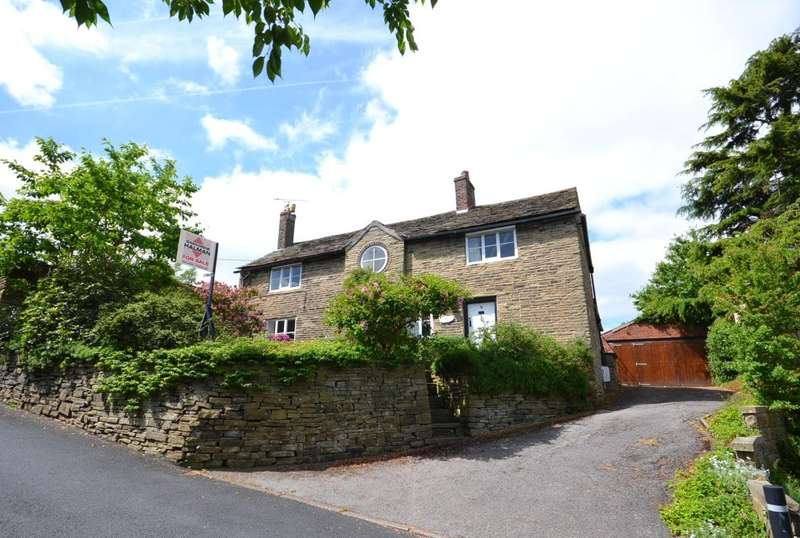 3 Bedrooms Detached House for sale in Moss Brow, Bollington, Macclesfield