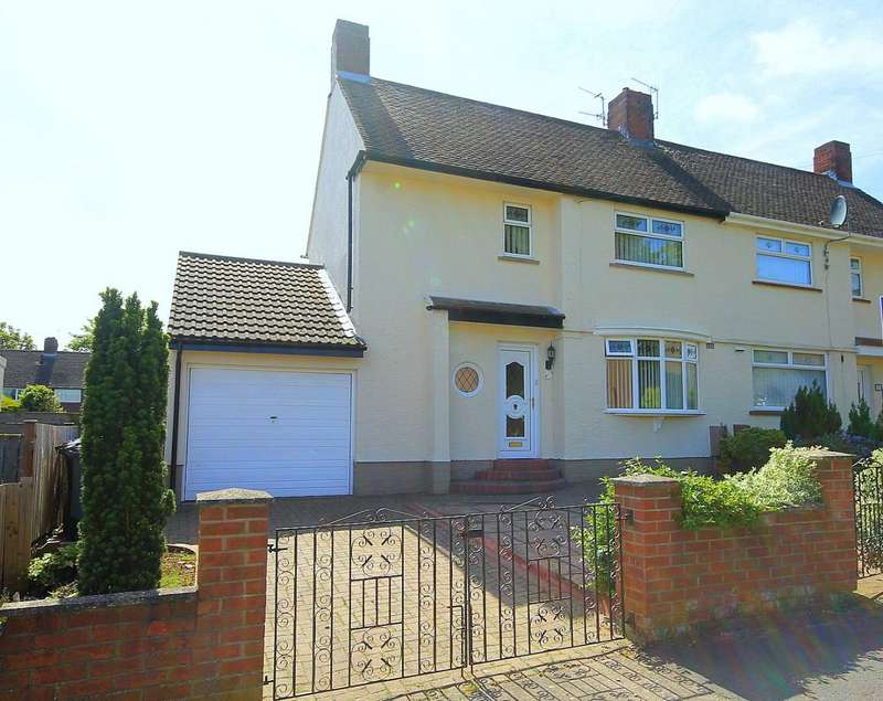 2 Bedrooms Semi Detached House for sale in Fir Avenue, Brandon, Durham