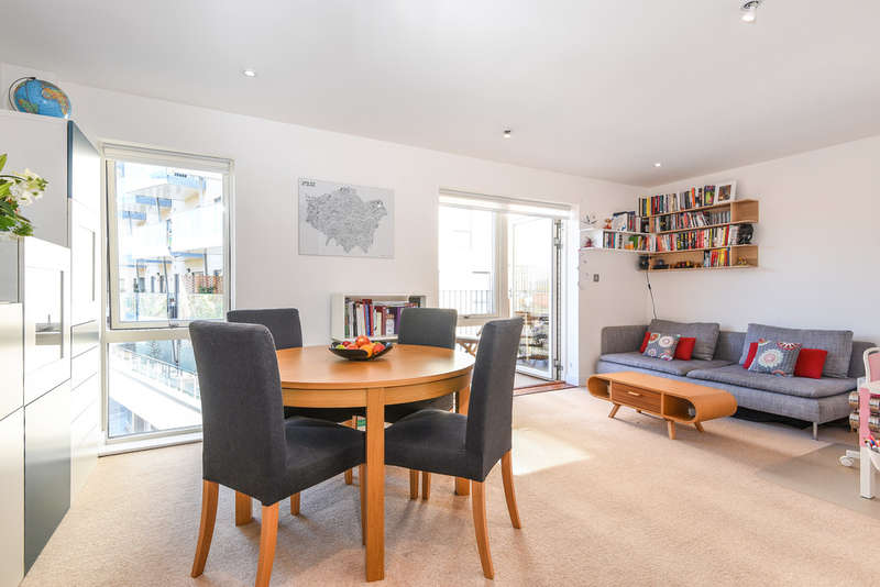 3 Bedrooms Flat for sale in Pitman Building, Bermondsey