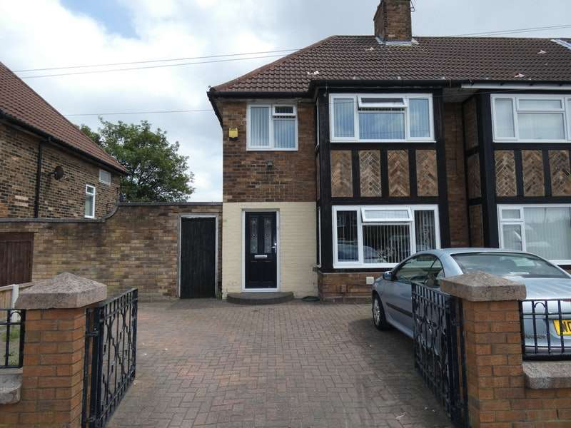 3 Bedrooms Semi Detached House for sale in Landford Avenue, Liverpool, Merseyside, L9