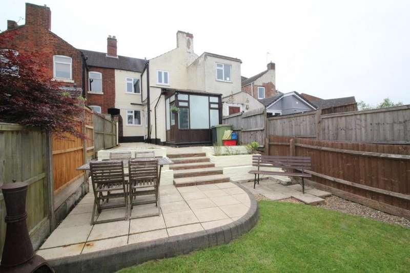 3 Bedrooms Terraced House for sale in Melbourne Street, Coalville