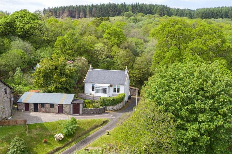 3 Bedrooms Detached House for sale in An Darrach, Tighnabruaich, Argyll and Bute