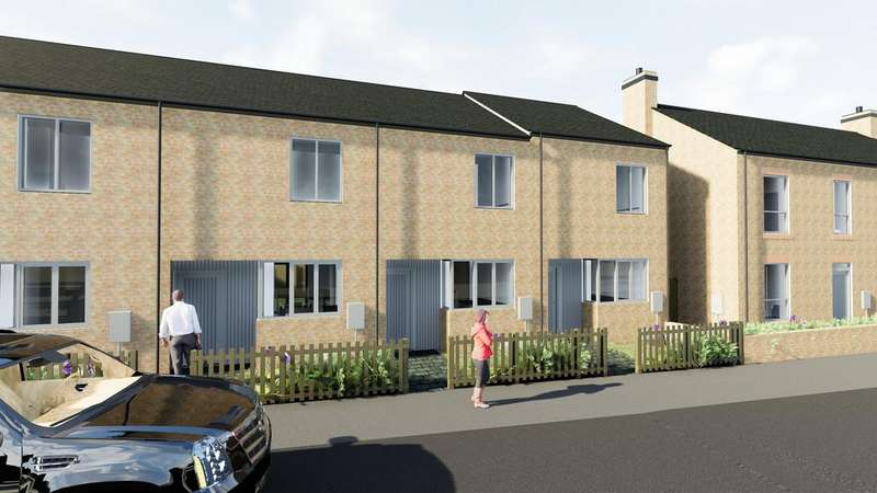 2 Bedrooms Mews House for sale in Whitchurch Rd, Great Boughton