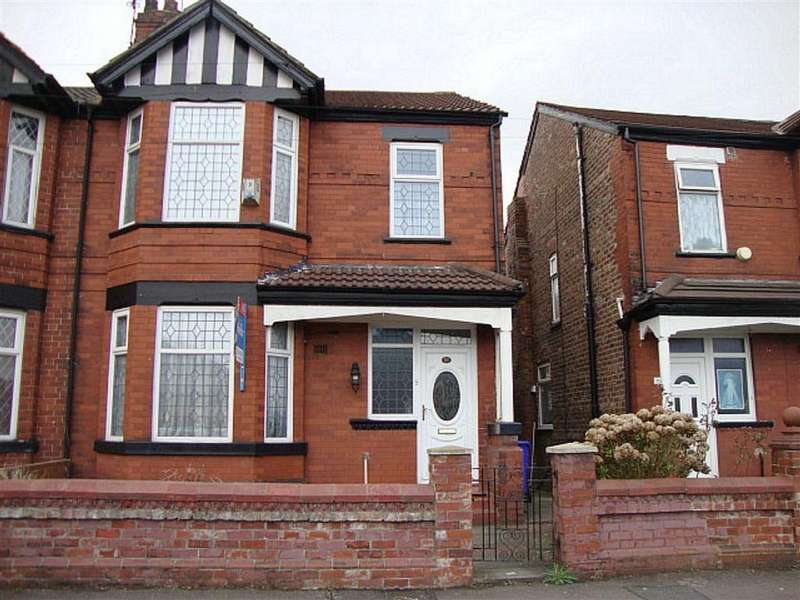 3 Bedrooms Semi Detached House for sale in Montgomery Road, Longsight, Manchester
