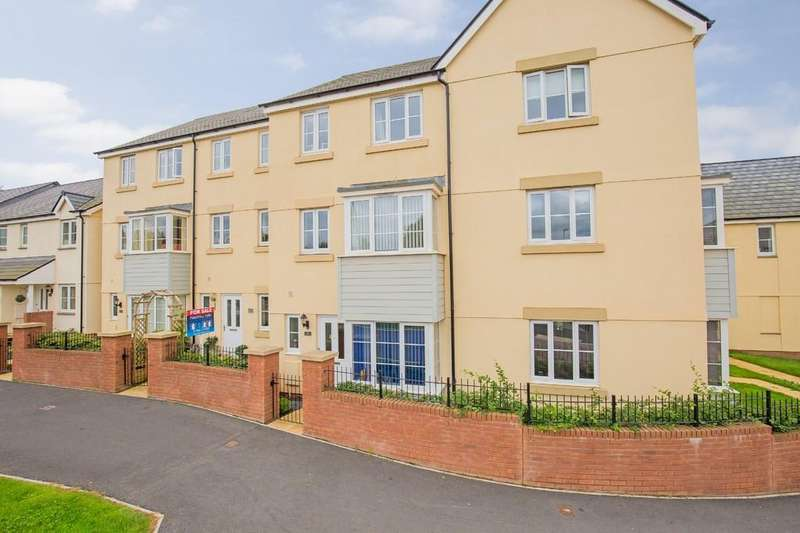 4 Bedrooms Town House for sale in Younghayes Road, Cranbrook