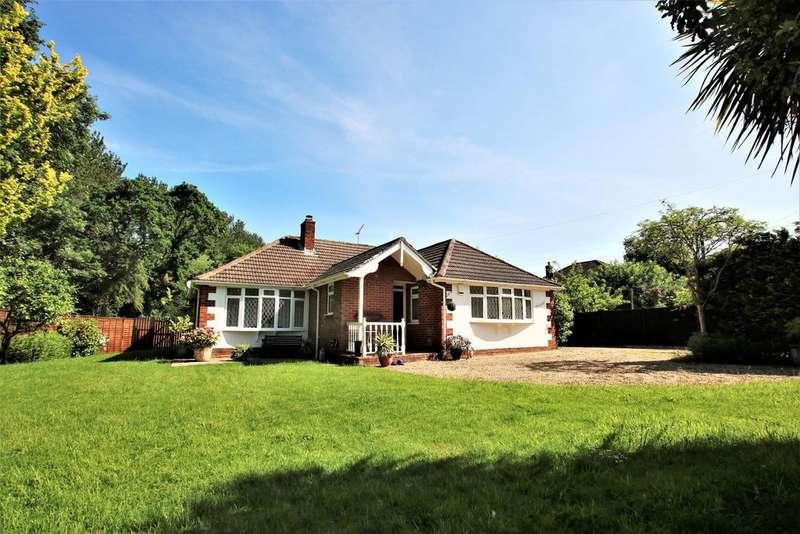 4 Bedrooms Detached Bungalow for sale in Allington Lane, West End, Southampton