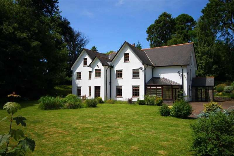 6 Bedrooms Detached House for sale in Woodfield Park Lane, Blackwood