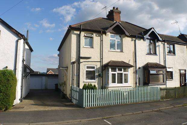 3 Bedrooms Semi Detached House for sale in Knoll Street, Market Harborough, LE16