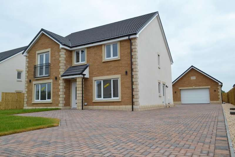 5 Bedrooms Detached House for sale in High Street, Newarthill, Motherwell ML1