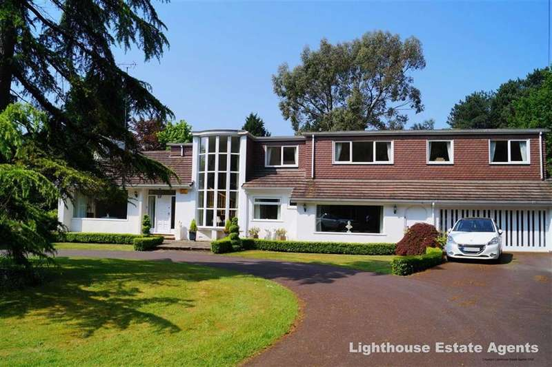 4 Bedrooms Detached House for sale in Haggnook Wood, Ravenshead, Nottinghamshire, NG15
