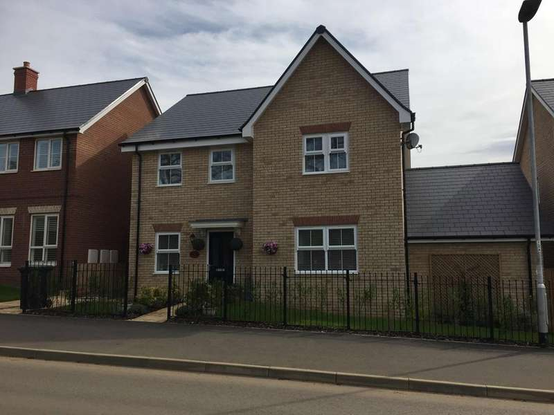 4 Bedrooms Detached House for sale in Biggleswade Road, Potton, Bedfordshire SG19