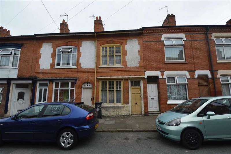 2 Bedrooms Terraced House for sale in Kingston Road, Leicester