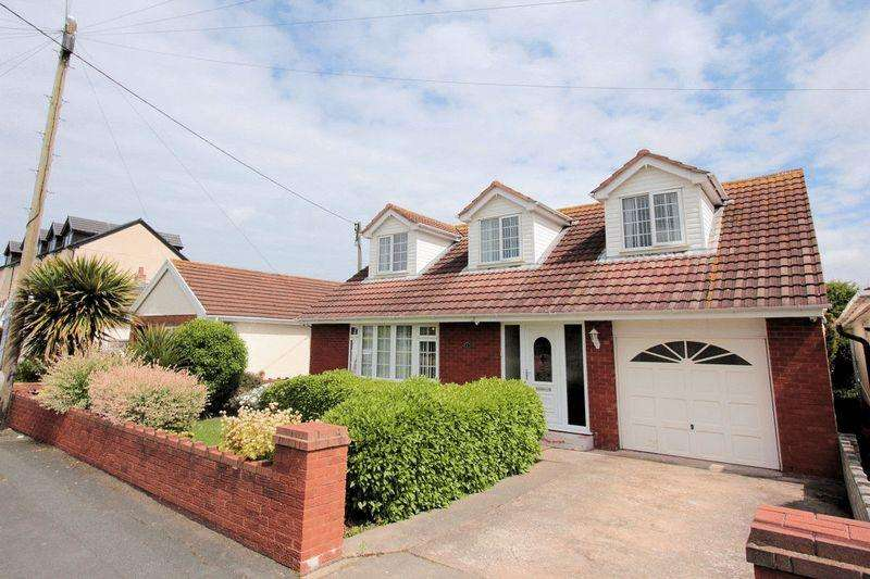 3 Bedrooms Detached House for sale in Penisaf Avenue, Towyn