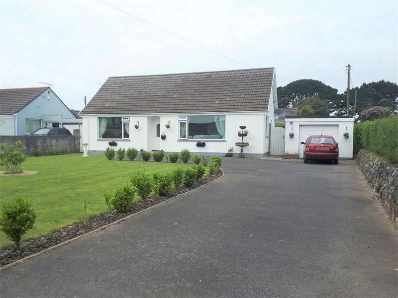 3 Bedrooms Detached Bungalow for sale in Carharrack, Cornwall