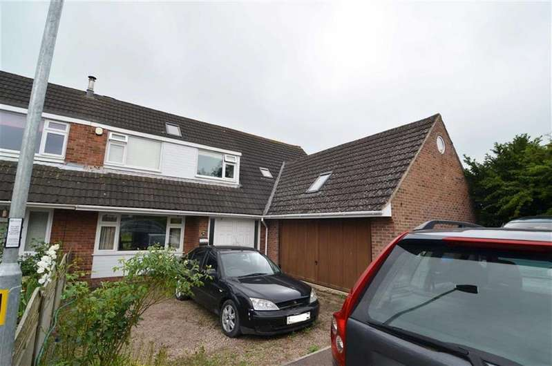 6 Bedrooms Semi Detached House for sale in Willow Crescent, Market Harborough, Leicestershire
