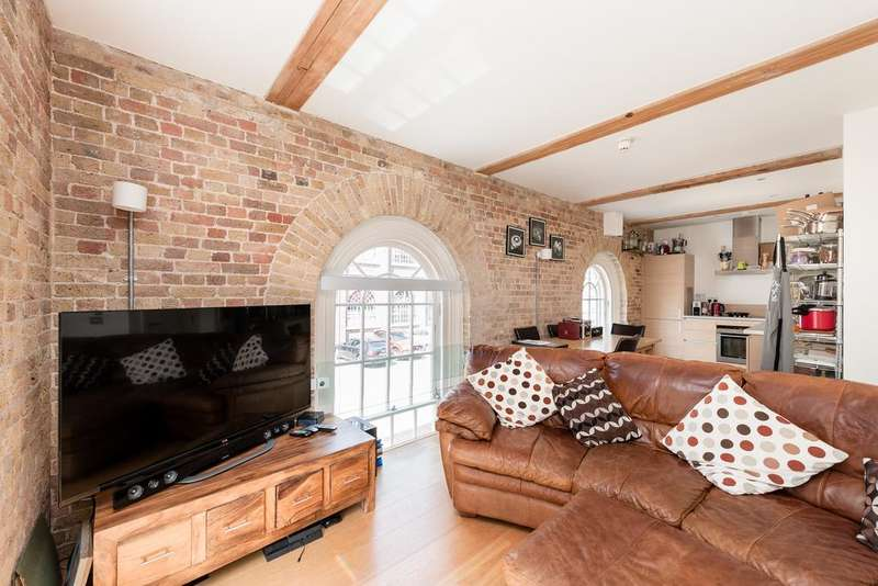 2 Bedrooms Apartment Flat for sale in Building 49, Royal Arsenal SE18