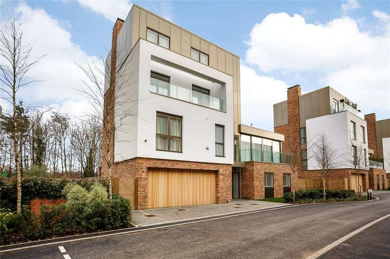 4 Bedrooms Detached House for rent in Plantation Avenue, Trumpington, Cambridge, CB2